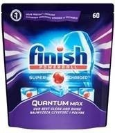 FINISH 60szt Quantum Max Tabletki do zmywarek